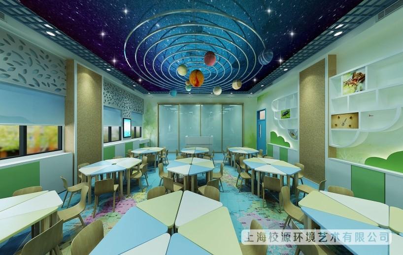 上海交通大学附属小学 自然创新实验室设计施工